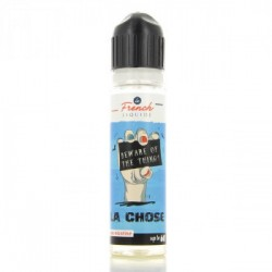 La Chose 50/50 Le French Liquide 50ml 00mg