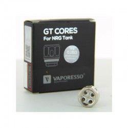 Pack de 3 résistances GT8 Core 0.15ohm NRG Vaporesso