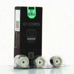 Pack de 3 résistances GT CCELL 0.5ohm Vaporesso