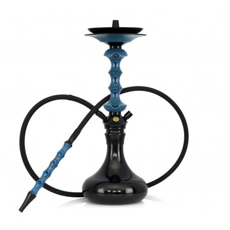 Japona Hookah Shuriken Mini Blue Black Shisha