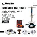 Pack Chicha SKULL FIVE POINT R