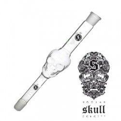 Colonne Skull en verre